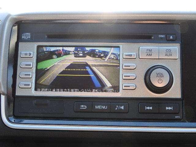 ホンダ ライフ ディーバターボスマートスタイル CDチューナー リアカメラ ET