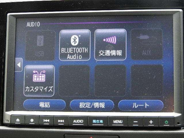 ホーム HondaSENSING デモカー 禁煙車 障害物センサー クルーズコントロール 8インチインターナビ DVD再生 フルセグTV バックカメラ ドライブレコーダー ETC LEDヘッドライト(2枚目)