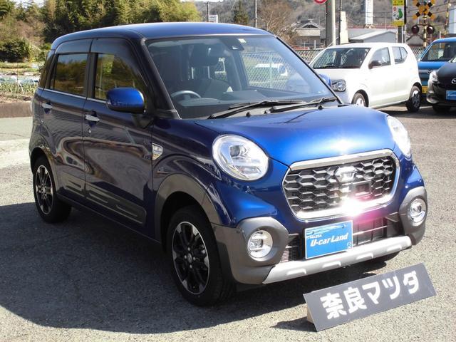 「ダイハツ」「キャスト」「コンパクトカー」「奈良県」の中古車6
