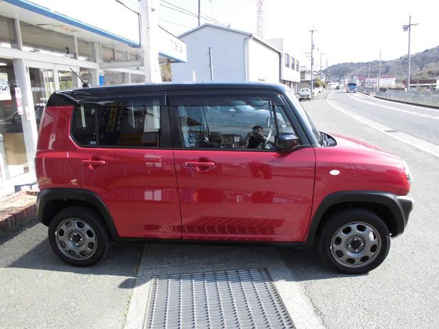 「マツダ」「フレアクロスオーバー」「コンパクトカー」「奈良県」の中古車4