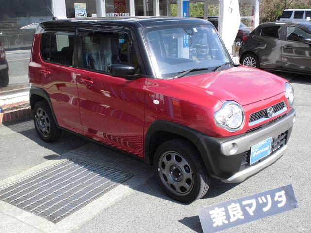 「マツダ」「フレアクロスオーバー」「コンパクトカー」「奈良県」の中古車6