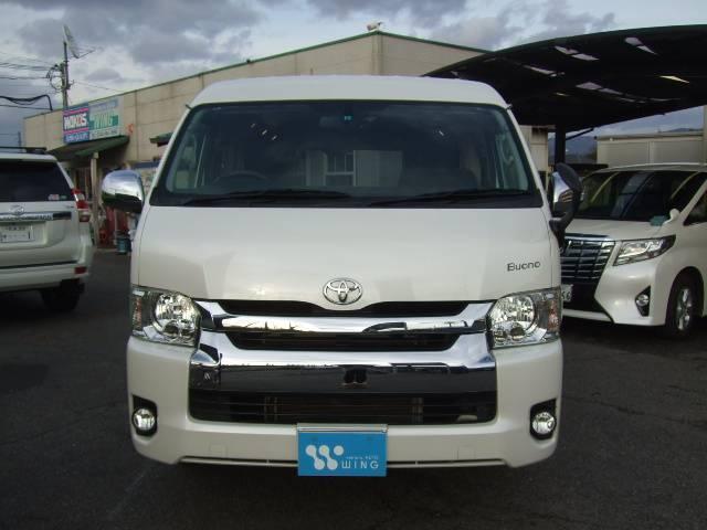 「トヨタ」「ハイエース」「ミニバン・ワンボックス」「奈良県」の中古車2