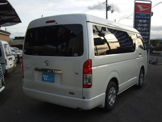 「トヨタ」「ハイエース」「ミニバン・ワンボックス」「奈良県」の中古車3