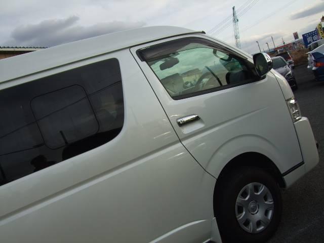 「トヨタ」「ハイエース」「ミニバン・ワンボックス」「奈良県」の中古車4