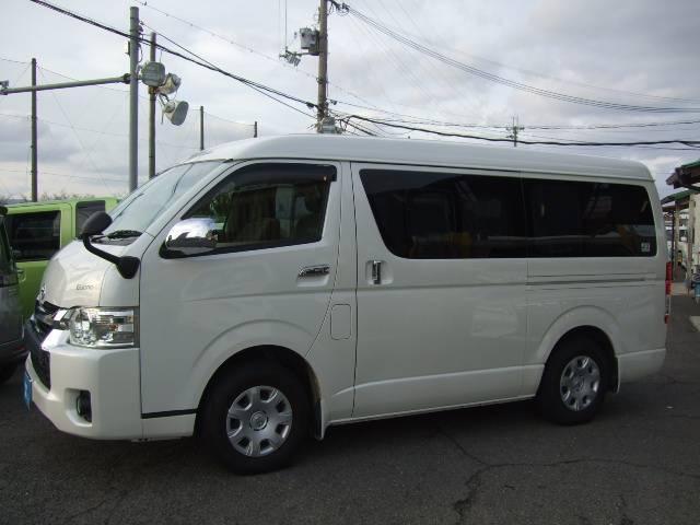 「トヨタ」「ハイエース」「ミニバン・ワンボックス」「奈良県」の中古車5
