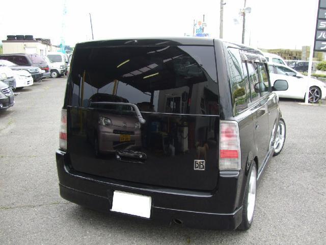 「トヨタ」「bB」「ミニバン・ワンボックス」「奈良県」の中古車5