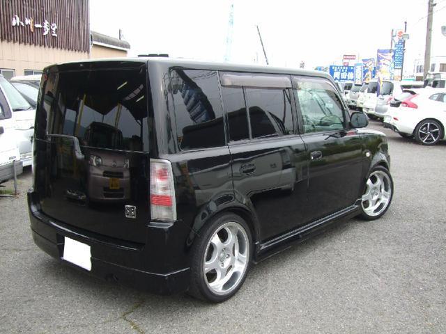 「トヨタ」「bB」「ミニバン・ワンボックス」「奈良県」の中古車9