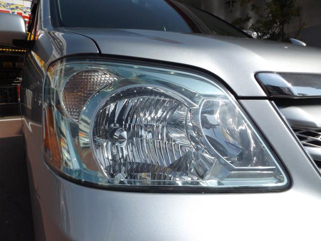 トヨタ ノア X リミテッド 純正フルエアロ HID アルミ 両側電動
