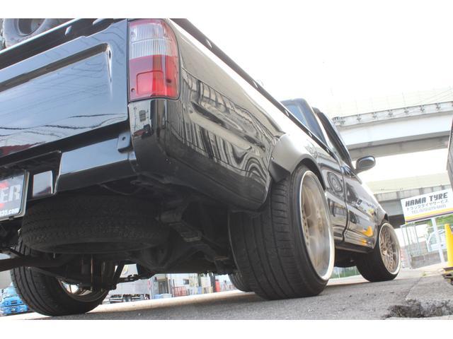 トヨタ ハイラックス SキャブDXナビ オーバーフェンダー ETC19インチ