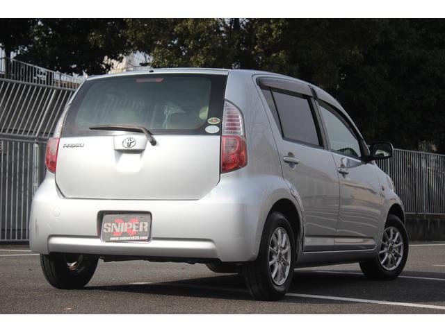 「トヨタ」「パッソ」「コンパクトカー」「大阪府」の中古車43