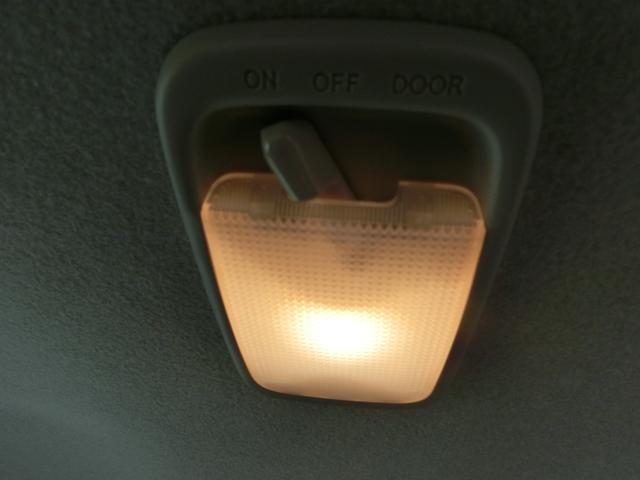 室内照明(点灯時)