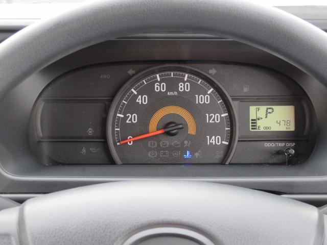 スペシャル 4WD AT車 走行 500 km弱(13枚目)