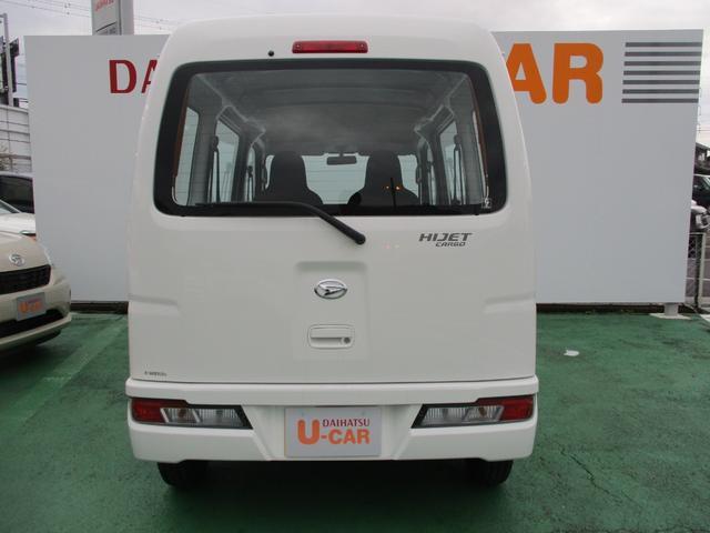 スペシャル 4WD・4AT・FMAMラジオ 走行1560km(4枚目)