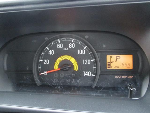 スペシャル 4WD・4AT・FMAMラジオ 走行1560km(7枚目)