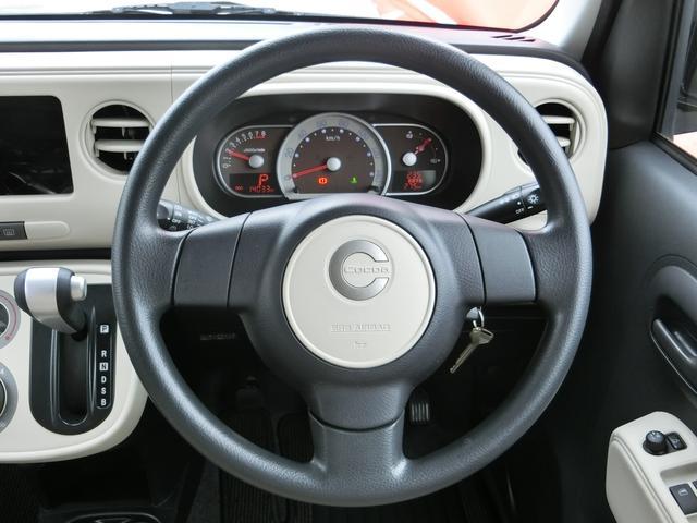 ココアL 4WD キーレス ETC 電動格納ミラー(4枚目)