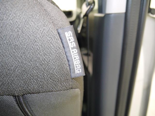 サイドエアバッグも付いていて、安全安心です。