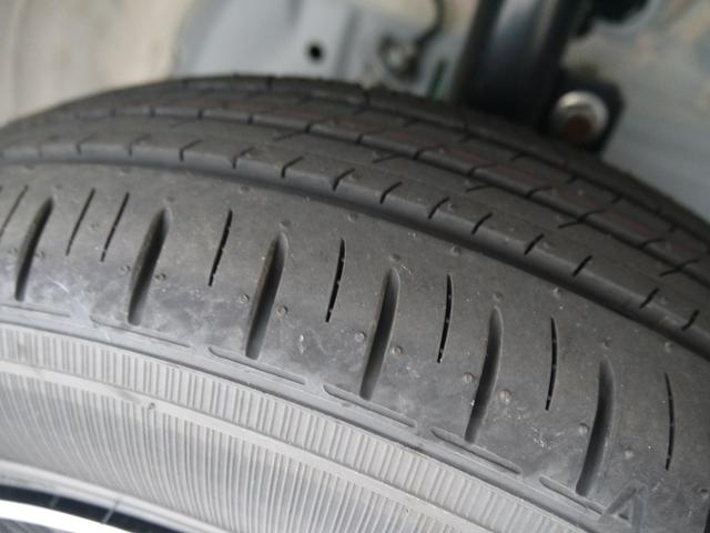 タイヤの溝はこんな感じ!しっかりとご確認下さい!