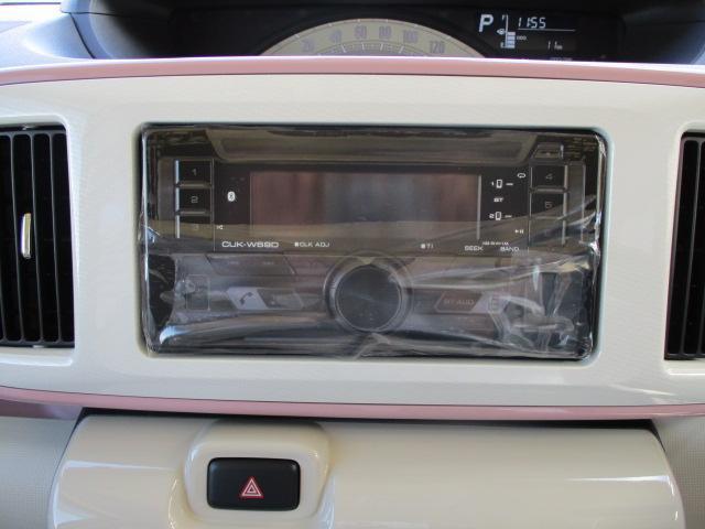 XメイクアップリミテッドSA3 CDステレオ付届出済未使用車(8枚目)