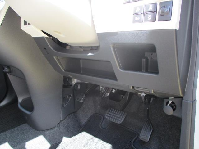 XメイクアップリミテッドSA3 CDステレオ付届出済未使用車(18枚目)