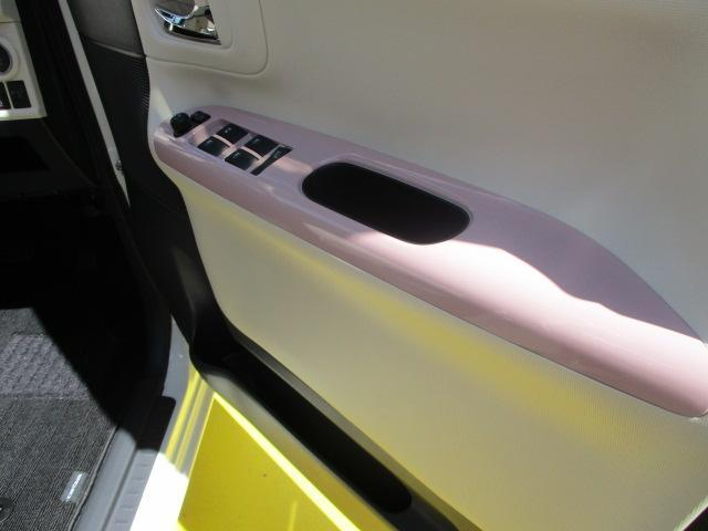 XメイクアップリミテッドSA3 CDステレオ付届出済未使用車(19枚目)