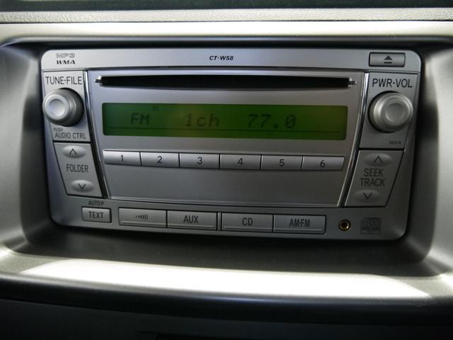 CDオーディオです。