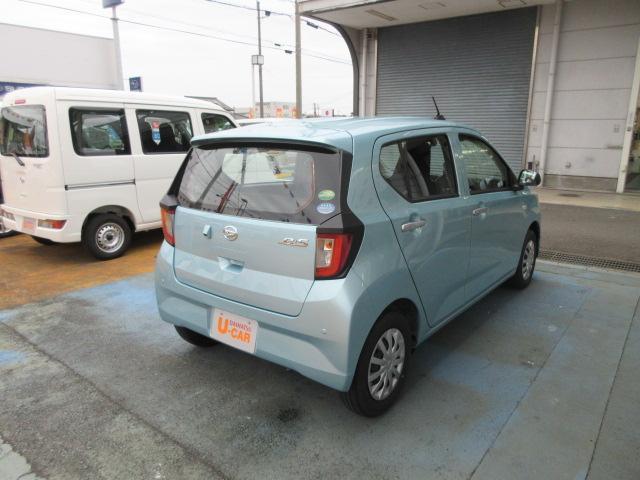 「ダイハツ」「ミライース」「軽自動車」「滋賀県」の中古車3