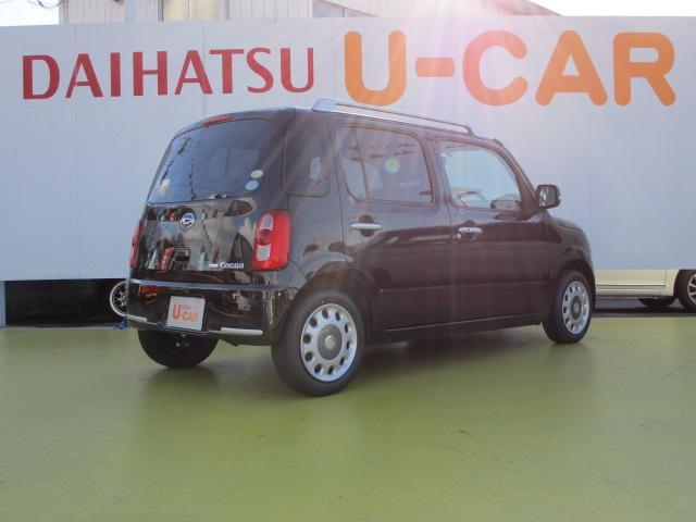 「ダイハツ」「ミラココア」「軽自動車」「滋賀県」の中古車3
