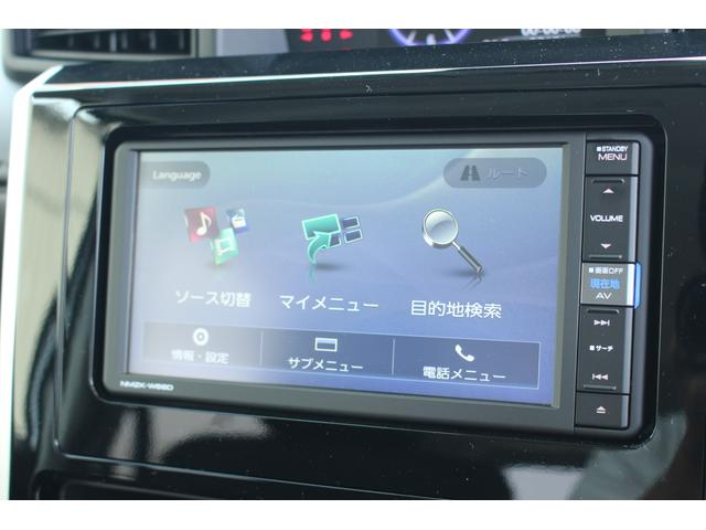 カスタムG SA3 純正ナビ Bカメラ コーナーセンサー 追突被害軽減ブレーキ スマアシ3 コーナーセンサー 純正ナビ 地デジ Bluetooth接続 DVD再生 両側電動スライドドア スマートキー オートエアコン バックカメラ(12枚目)