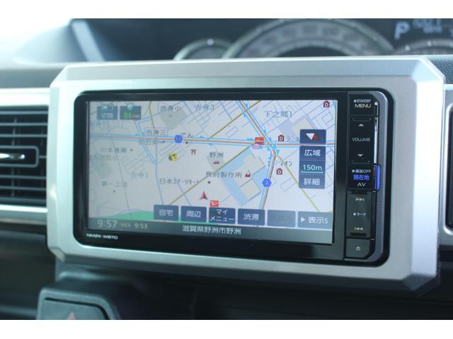 GターボSAIII 4WD フルセグナビ バックカメラ 衝突被害軽減ブレーキ 4WD ターボ フルセグナビ Bluetooth対応 DVD再生 バックカメラ ステアリングスイッチ 両側パワースライドドア シートヒーター LEDヘッドライト エコアイドル(10枚目)