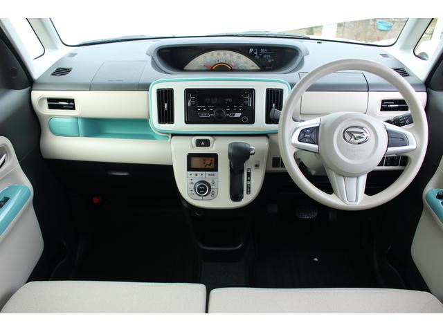 Xホワイトアクセントリミテッド SA3 LEDヘッドライト 衝突被害軽減ブレーキ 誤発進抑制制御機能 車線逸脱機能 オートハイビーム オートライト プッシュスタート 両側パワースライドドア LEDヘッドライト LEDフォグランプ CDデッキ キーフリーシステム(2枚目)