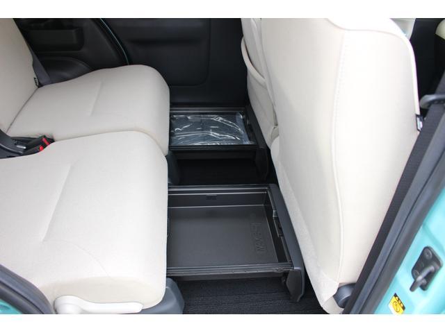 Xホワイトアクセントリミテッド SA3 LEDヘッドライト 衝突被害軽減ブレーキ 誤発進抑制制御機能 車線逸脱機能 オートハイビーム オートライト プッシュスタート 両側パワースライドドア LEDヘッドライト LEDフォグランプ CDデッキ キーフリーシステム(14枚目)