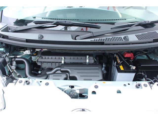 Xホワイトアクセントリミテッド SA3 LEDヘッドライト 衝突被害軽減ブレーキ 誤発進抑制制御機能 車線逸脱機能 オートハイビーム オートライト プッシュスタート 両側パワースライドドア LEDヘッドライト LEDフォグランプ CDデッキ キーフリーシステム(19枚目)