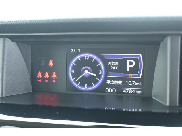 カスタムGターボSA3 純正地デジナビ バックカメラ 追突被害軽減ブレーキ スマアシ3 純正ナビ 地デジ DVD再生 Bluetooth対応 USB接続 スマートキー 両側電動スライドドア(10枚目)