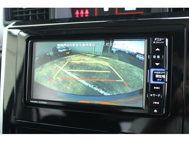 カスタムGターボSA3 純正地デジナビ バックカメラ 追突被害軽減ブレーキ スマアシ3 純正ナビ 地デジ DVD再生 Bluetooth対応 USB接続 スマートキー 両側電動スライドドア(14枚目)