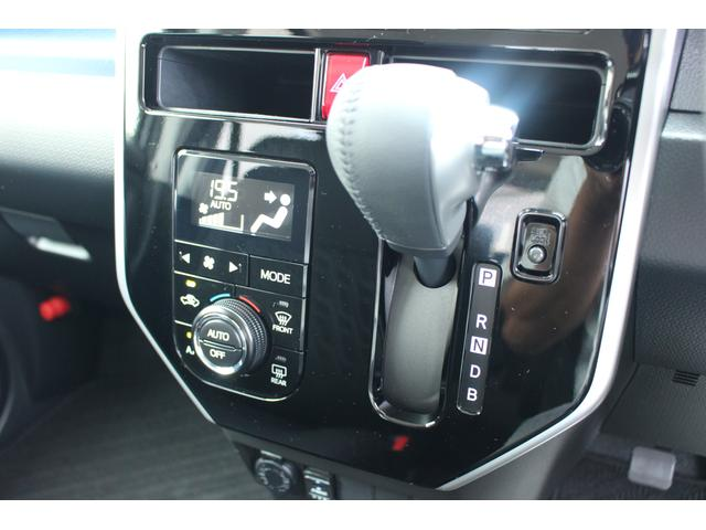 カスタムGターボSA3 純正地デジナビ バックカメラ 追突被害軽減ブレーキ スマアシ3 純正ナビ 地デジ DVD再生 Bluetooth対応 USB接続 スマートキー 両側電動スライドドア(15枚目)