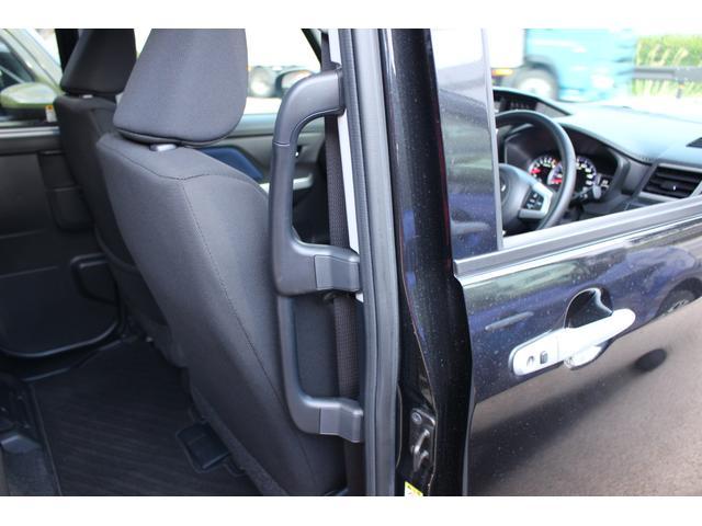 カスタムGターボSA3 純正地デジナビ バックカメラ 追突被害軽減ブレーキ スマアシ3 純正ナビ 地デジ DVD再生 Bluetooth対応 USB接続 スマートキー 両側電動スライドドア(44枚目)