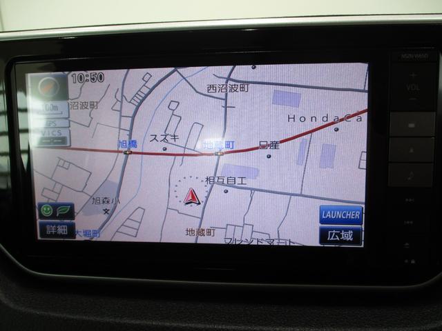 カスタム X ハイパーSA フルセグナビ Bluetooth対応 DVD再生 バックカメラ ステアリングスイッチ ETC 衝突被害軽減ブレーキ エコアイドル LEDヘッドライト オートライト キーフリー タイミングチェーン(56枚目)