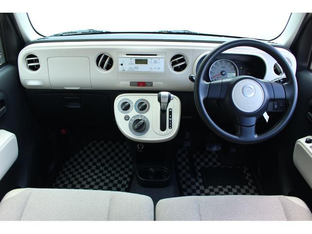 ココアL 4WD キーレスエントリー CDステレオ フルタイム4WD キーレスエントリー CDステレオ アイドリングストップ 運転席シートリフター 車検整備付き(2枚目)