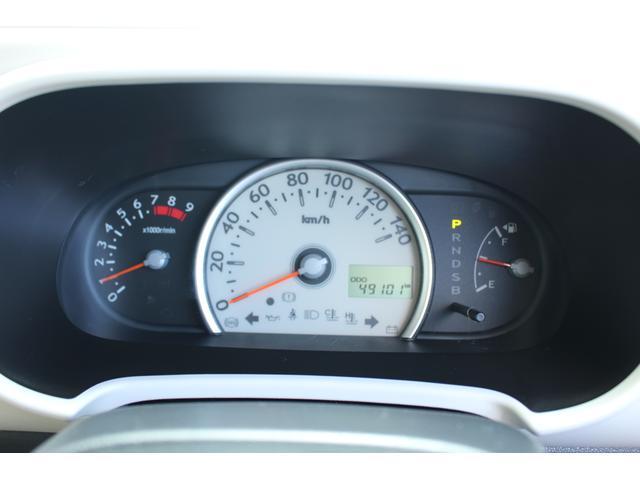 ココアL 4WD キーレスエントリー CDステレオ フルタイム4WD キーレスエントリー CDステレオ アイドリングストップ 運転席シートリフター 車検整備付き(8枚目)