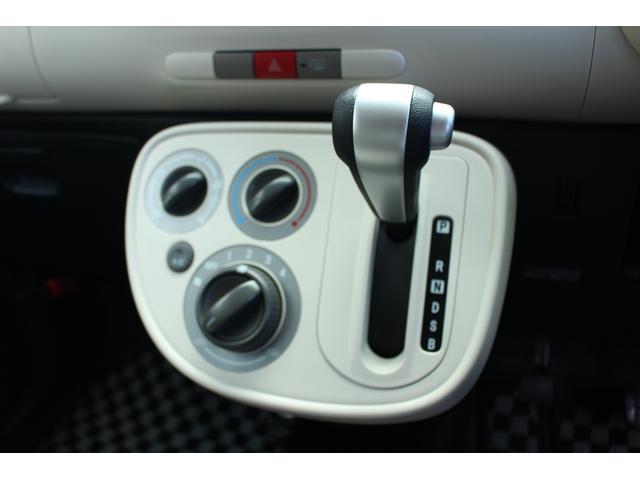 ココアL 4WD キーレスエントリー CDステレオ フルタイム4WD キーレスエントリー CDステレオ アイドリングストップ 運転席シートリフター 車検整備付き(10枚目)