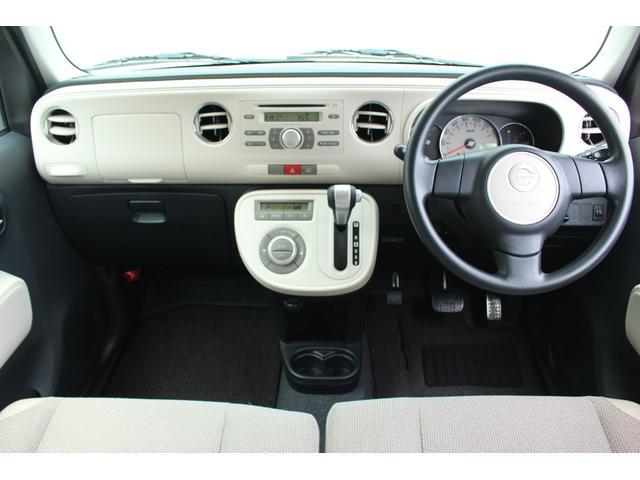 ココアX スマートキー オートエアコン 車検整備付 純正CDオーディオ(2枚目)