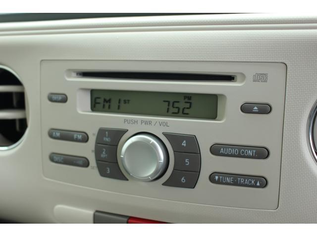 ココアX スマートキー オートエアコン 車検整備付 純正CDオーディオ(9枚目)