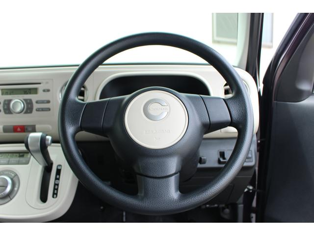 ココアX スマートキー オートエアコン 車検整備付 純正CDオーディオ(13枚目)