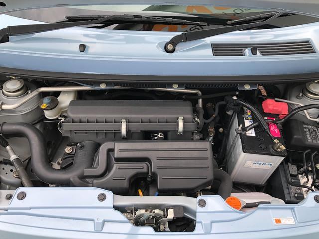 ココアX スマートキー オートエアコン 車検整備付(64枚目)