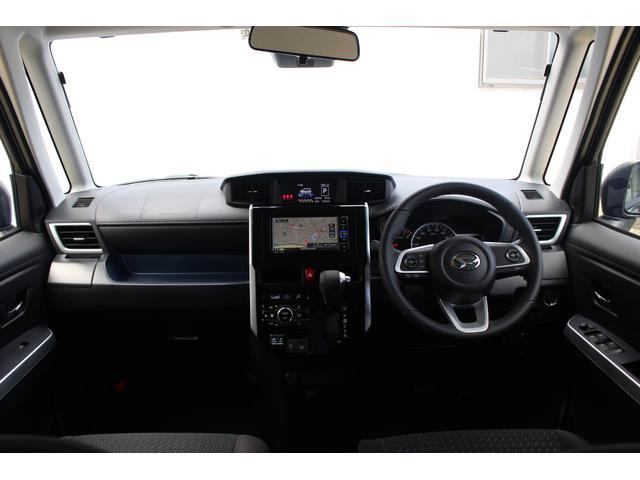 カスタムG スマアシ 両側パワースライドドア 地デジナビ バックカメラ Bluetooth対応ナビ DVD再生 キーフリー オートエアコン コーナーセンサー クルーズコントロール(2枚目)