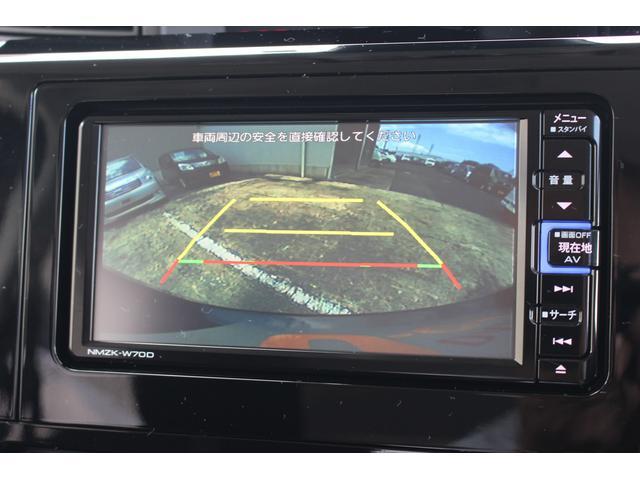 カスタムG スマアシ 両側パワースライドドア 地デジナビ バックカメラ Bluetooth対応ナビ DVD再生 キーフリー オートエアコン コーナーセンサー クルーズコントロール(15枚目)