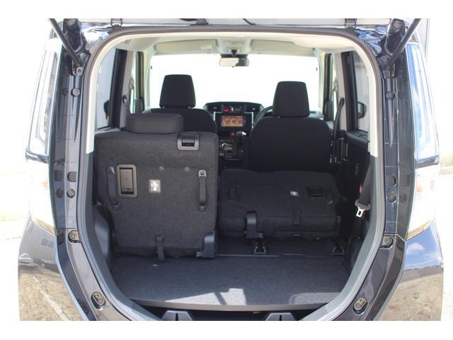 カスタムG スマアシ 両側パワースライドドア 地デジナビ バックカメラ Bluetooth対応ナビ DVD再生 キーフリー オートエアコン コーナーセンサー クルーズコントロール(38枚目)