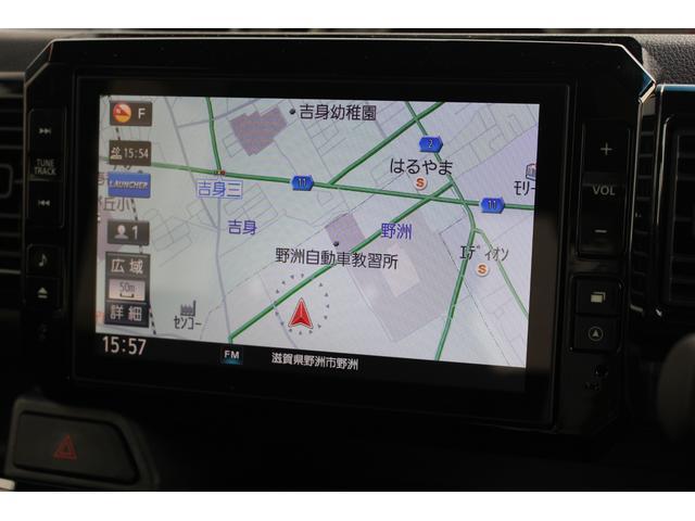 GターボSA2 8インチナビ バックカメラ 両側パワスラ 追突被害軽減ブレーキ スマアシ2 LEDヘッドライト スマートキー 純正8インチナビ DVD再生 Bluetooth対応 CD録音 地デジ バックカメラ ETC 両側電動スライドドア オートエアコン(8枚目)