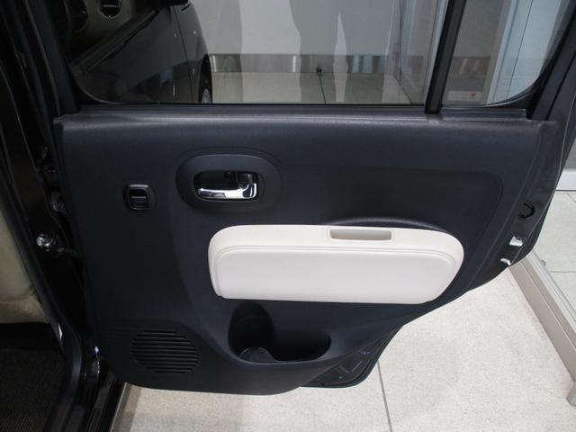 ココアプラスG キーフリーシステム バックモニター内蔵式ルームミラー ベンチシート タイミングチェーン CDチューナー ルーフレール フロントフォグライト キーフリーシステム オートエアコン シートリフター チルトステアリング(30枚目)