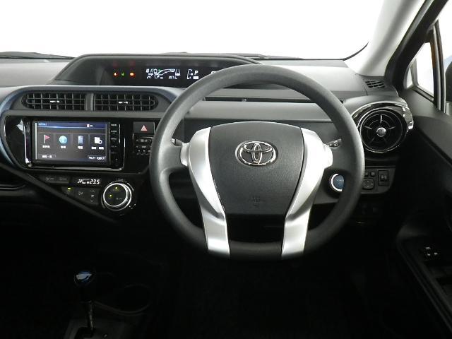 トヨタ アクア S ETC ワンオーナー スマートキー ワンセグ